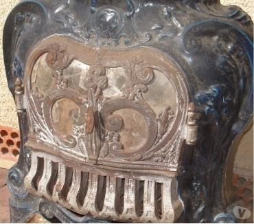 Photos Vivastreet ANCIEN POELE EN FONTE BOIS CHARBON