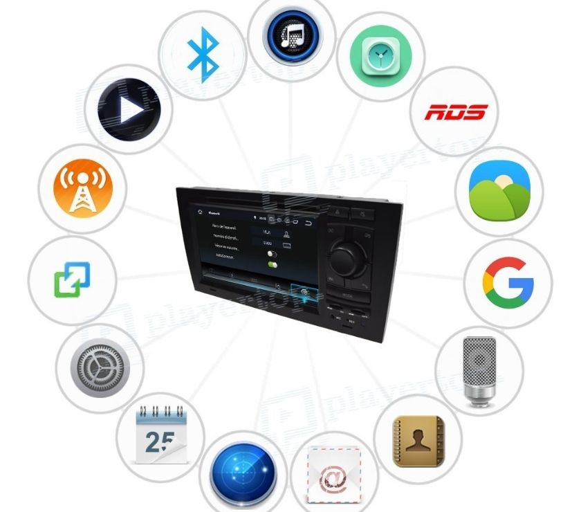 Photos Vivastreet AUTORADIO AUDI A6 GPS ANDROID