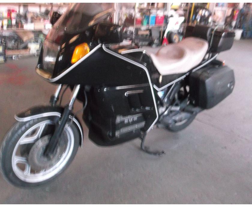 Moto d'occasion Isère Eyzin Pinet - 38780 - Photos Vivastreet bmw 1000 k lt