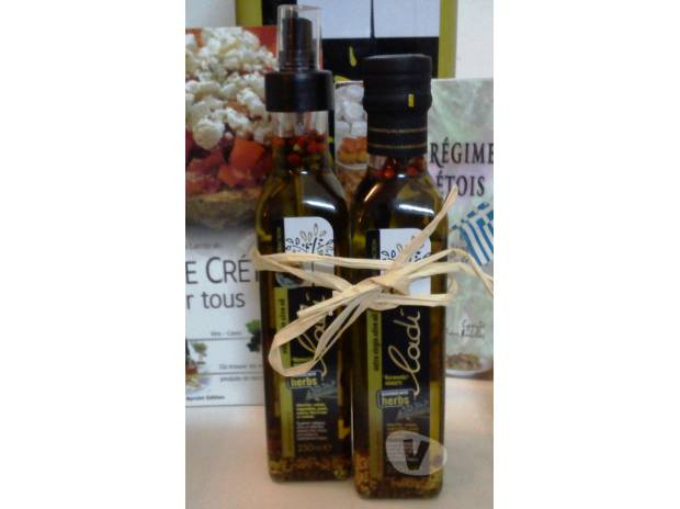 Photos Vivastreet 1 Bout.Verre O,250 L H.Olive Botania - Bouchon Spray