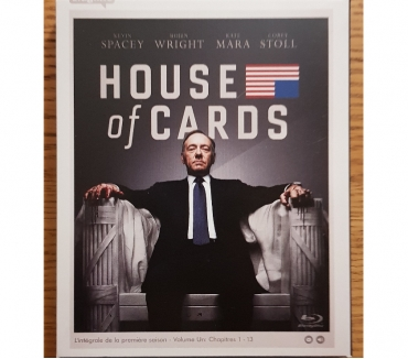 Photos Vivastreet House of cards S1 & S2