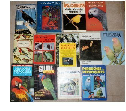 Photos Vivastreet 13 livres oiseaux