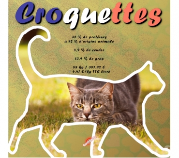 Photos Vivastreet Vente croquette premium plus pour chat