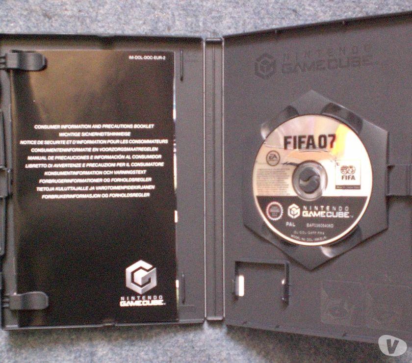 "Photos Vivastreet Jeu de GAMECUBE ""FIFA 07"""