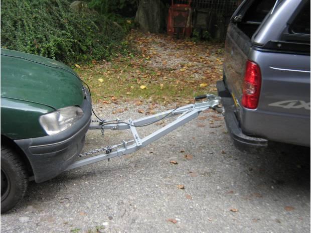 Photos Vivastreet Location Triangle de remorquage sans chauffeur