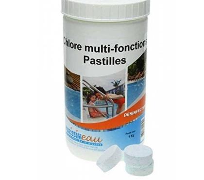 Photos Vivastreet soldes chlore multifonctions 5 actions en pastilles 20 grs