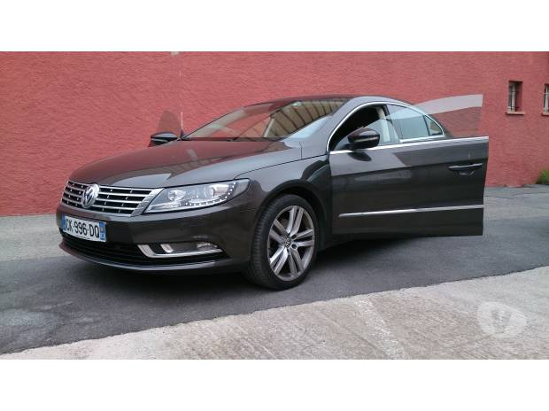 volkswagen passat cc 140 dsg 6 carat edition bluemotion. Black Bedroom Furniture Sets. Home Design Ideas