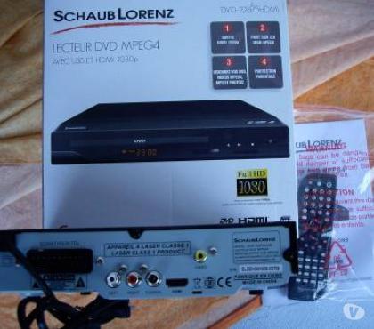 Photos Vivastreet Lecteur DVD Schaublorenz- neuf à 8 €