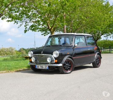 Photos Vivastreet Austin Rover Mini Jet Black de 1988
