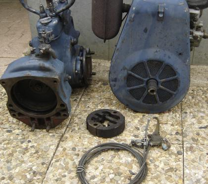 Photos Vivastreet motoculteur PP3B pour pièces +réparation affutage