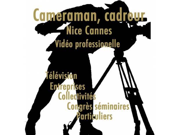 Photos Vivastreet Cameraman, cadreur, TV, ENG,Nice,Cannes,Monaco