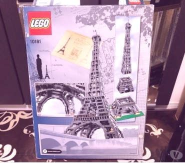 Photos Vivastreet Lego 10181 Tour Eiffel