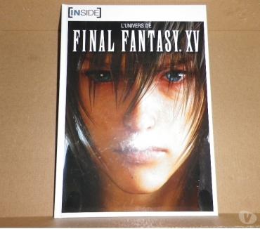 Photos Vivastreet Artbook Final Fantasy XV