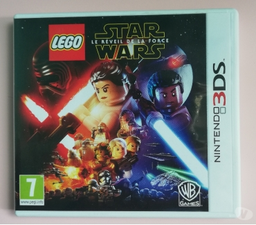 Photos Vivastreet Jeu 3DS lego star wars, le réveil de la force j