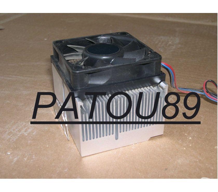 Photos Vivastreet Ventilateur + radiateur pour processeur