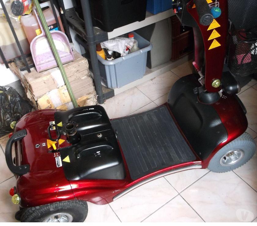 Photos Vivastreet SCOOTER ELECTRIQUE MOBIGO F 40