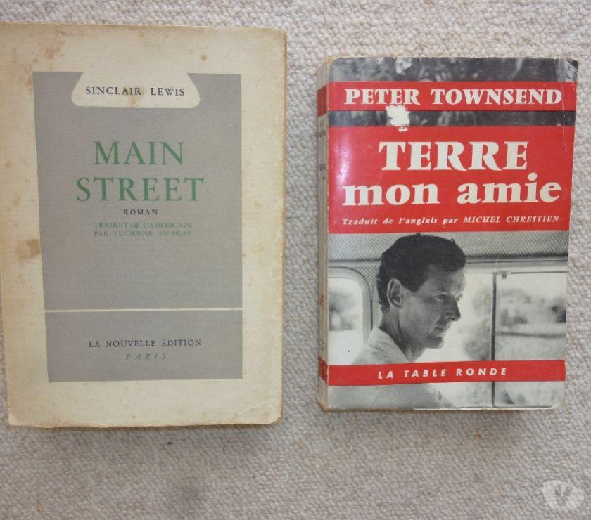 Photos Vivastreet 2 livres anciens étrangers traduits