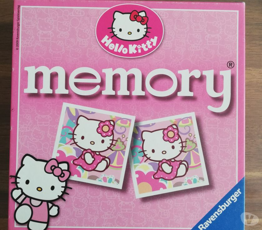 Photos Vivastreet Memory Hello Kitty