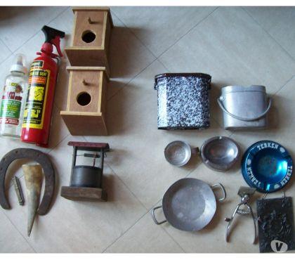 Photos Vivastreet objets anciens + extincteur de soif, ..............