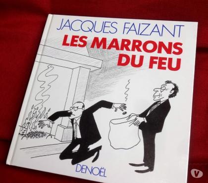 Photos Vivastreet Les Marrons du feu – Jacques Faizant