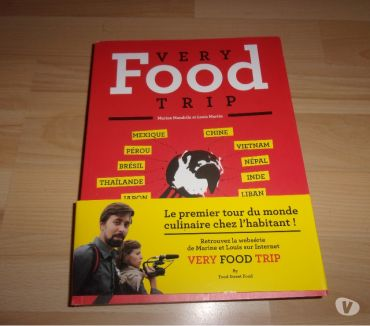 Photos Vivastreet Livre Very Food Trip (Neuf)