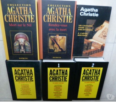 Photos Vivastreet lot 28 - Agatha Christie, .... zoe