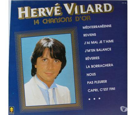 Photos Vivastreet Hervé Vilard 33 T