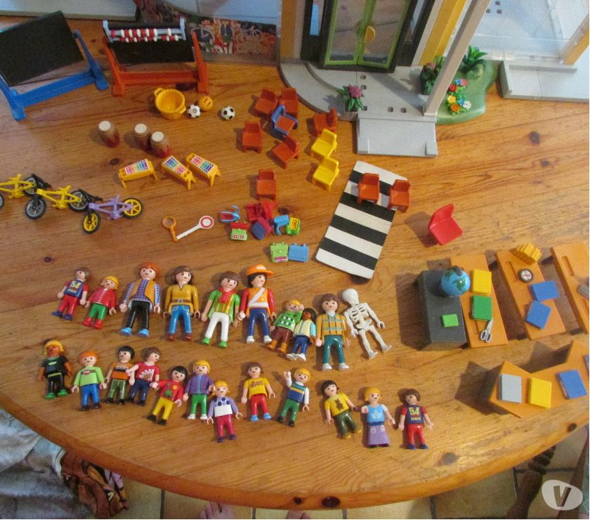 Photos Vivastreet ecole playmobil