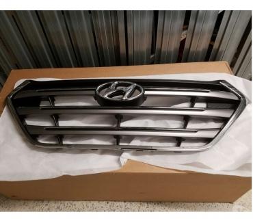 Photos Vivastreet Hyundai Tucson Grille Calandre 86351 D7100 NEUF