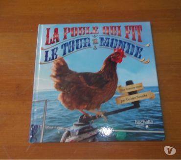 Photos Vivastreet Livre La poule qui fit le tour du monde (Neuf)