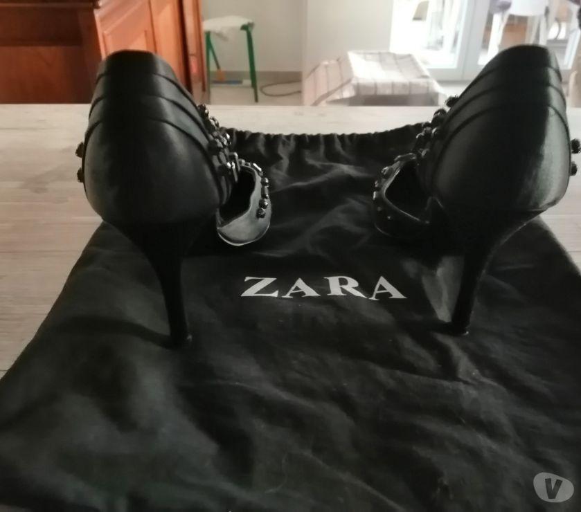 Chaussures Hérault Montpellier - Photos Vivastreet ESCARPINS Zara couleur noir