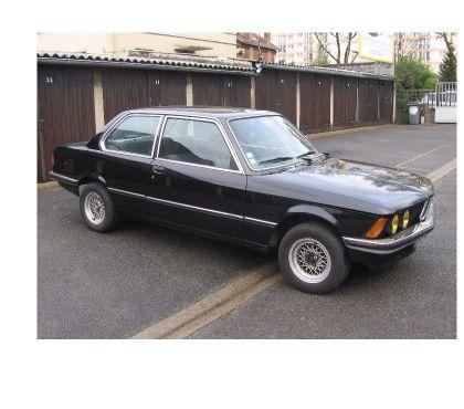 Photos Vivastreet Admission BMW 320 6cyl - E21 1980