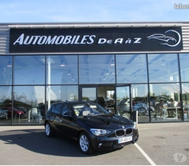 Photos Vivastreet BMW Série 1 (F21F20) 120D XDRIVE 184CH LOUNGE PLUS 5P