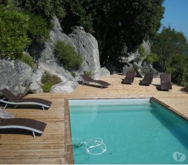 Photos Vivastreet Sud Corse, 2200 juin , Villa piscine chauffée vue mer 8 pers