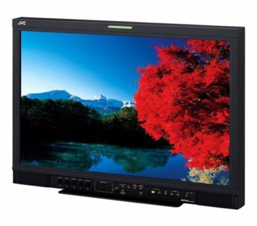 Photos Vivastreet JVC DT-V24G1 MONITEUR HD MULTIFORMAT LCD ECRAN HS!