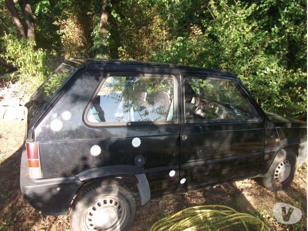 fiat panda noir st donat sur l 39 herbasse 26260 voiture occasion pas cher. Black Bedroom Furniture Sets. Home Design Ideas