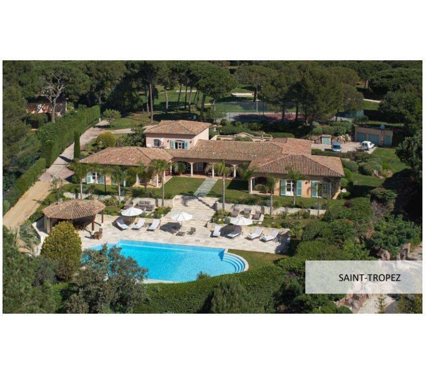 Vente Maison Var St Tropez - 83990 - Photos Vivastreet Somptueuse Propriété sur Saint Tropez vue Mer Saint-Tropez