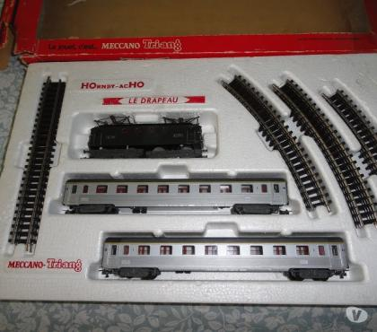 Photos Vivastreet trains coffret