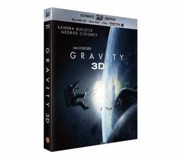 Photos Vivastreet FILMS {GRAVITY} DVD BLU RAY 3D EXCELLENT ETAT.