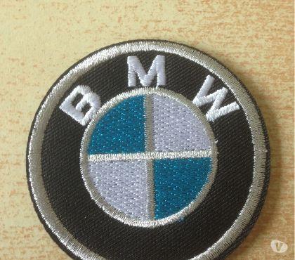 Photos Vivastreet Écusson patch bmw moto auto Thermocollant diamètre 6 cm