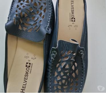 Photos Vivastreet Top Paire De Chaussures Mixte HELVESKO Neuve Taille 43