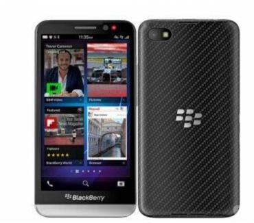 Photos Vivastreet SMARTPHONE BLACKBERRY 10 OS DEBLOQUER TOUS OPERATEURS NOIR