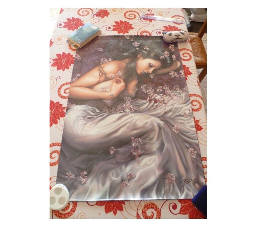 Photos Vivastreet Lot Posters Gothique Victoria Frances vampire sorciere TV