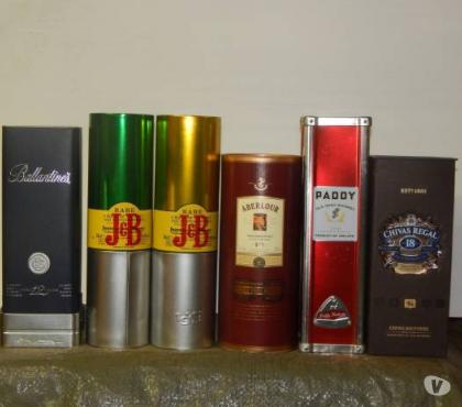 Photos Vivastreet boites bouteilles de whisky