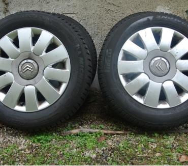 Photos Vivastreet 4 roues neige Alu Citroen C3 1856515 88T TBE
