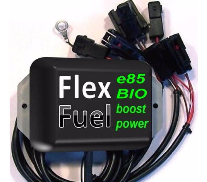 Pièces et services auto Moselle Metz - Photos Vivastreet boitier de conversion bio ethanol E 85 superethanol IFLEX