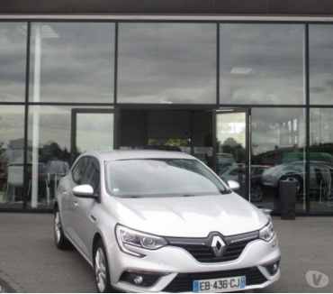 Photos Vivastreet Renault Mégane IV 1.5 DCI 110CH ENERGY BUSINESS berline