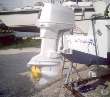 Photos Vivastreet diverses pièces de moteur JOHNSON 90CV 2 temps 1986