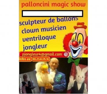 Photos Vivastreet jongleur, ventriloque, sculpteur de ballons .....