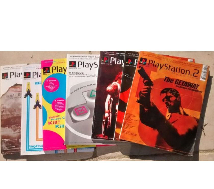 Photos Vivastreet Revue Play station 2